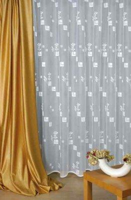 gita metrážová záclona výška 250 cm*