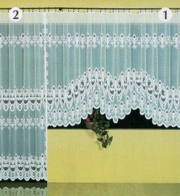 Maryša kusová záclona