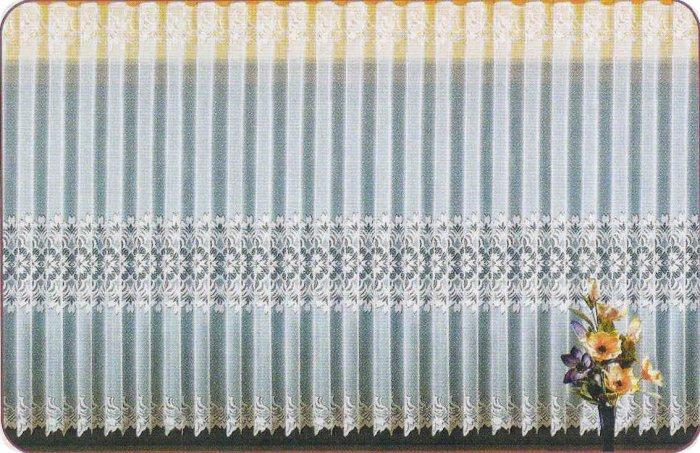 Kamilka záclona metrážová