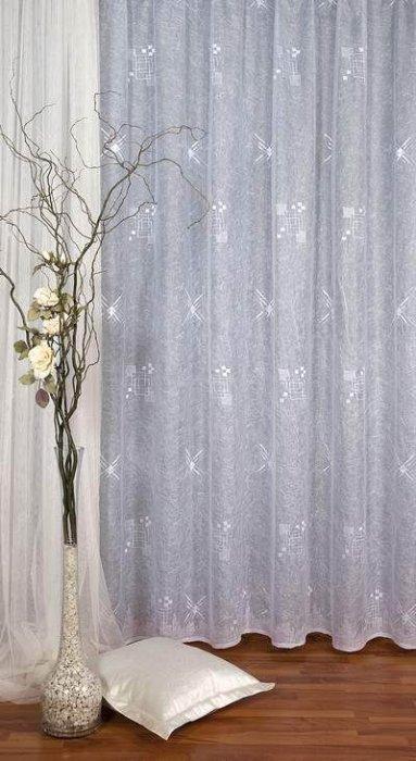 Marlen záclona krešovaná