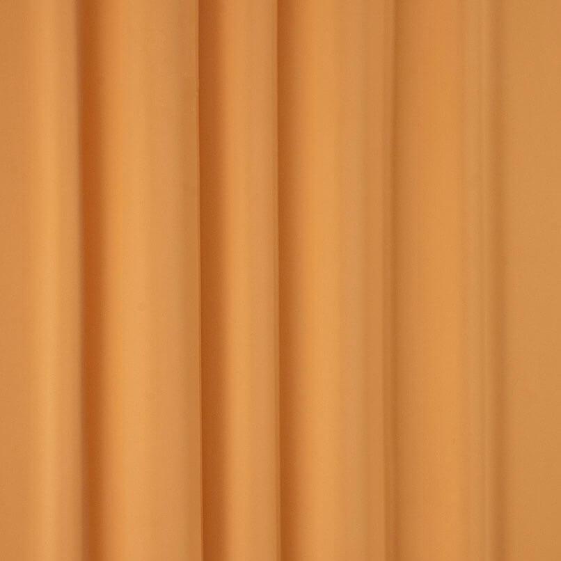 Sada závěsů, světle oranžové