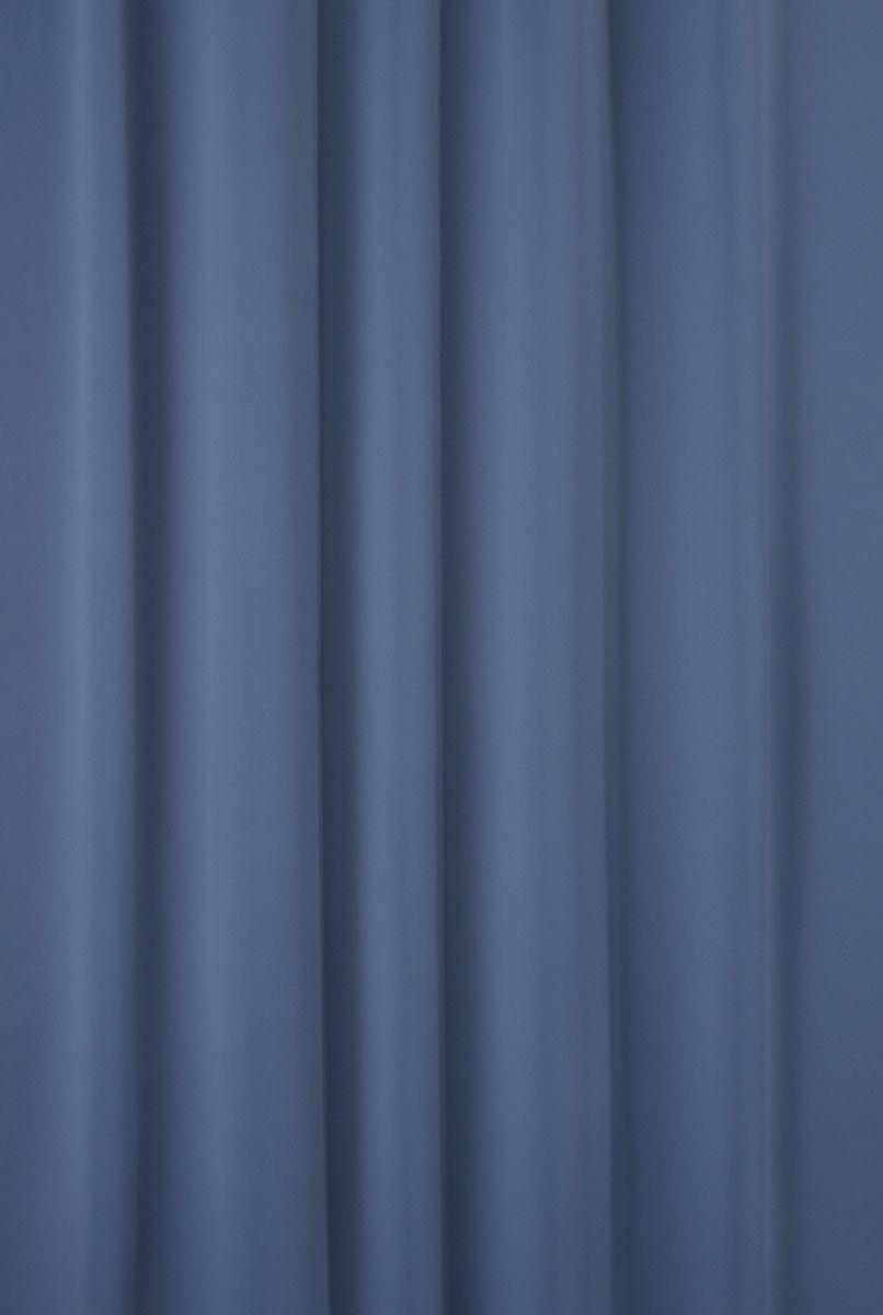 Black out středně modrý, závěs