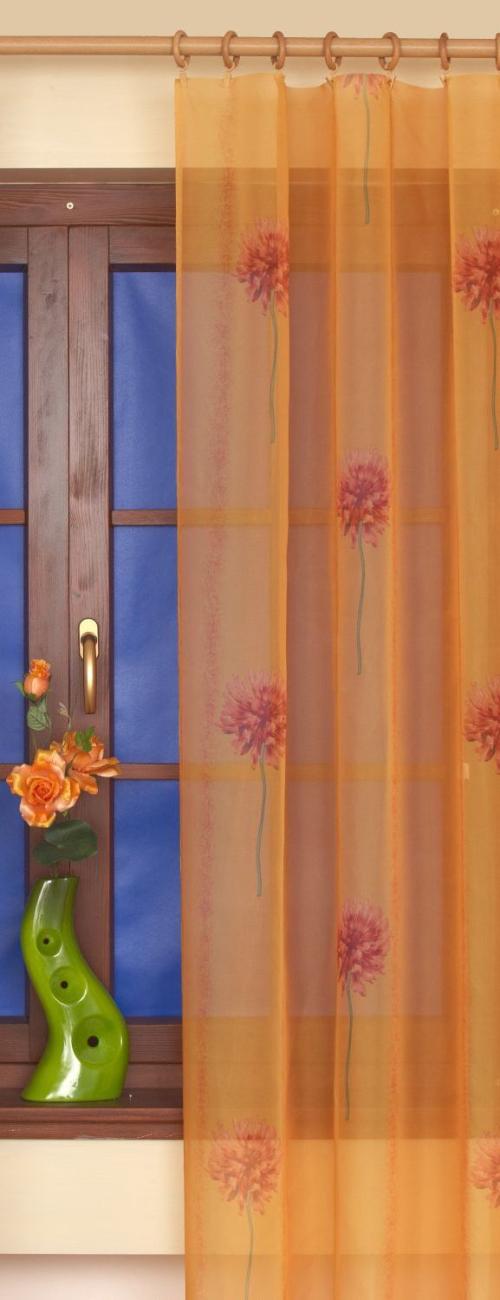 Voál Allium žlutooranžový, šíře 150 cm*