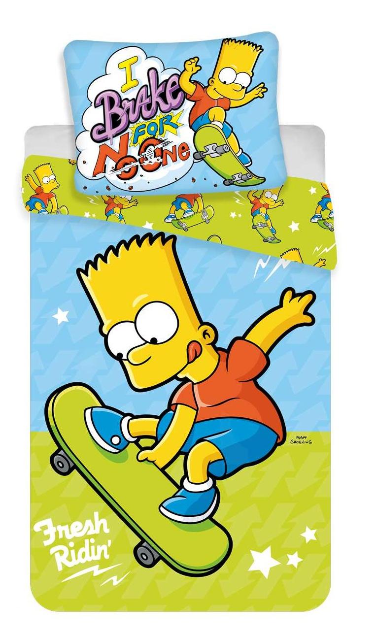 Bart Skate, povlečení