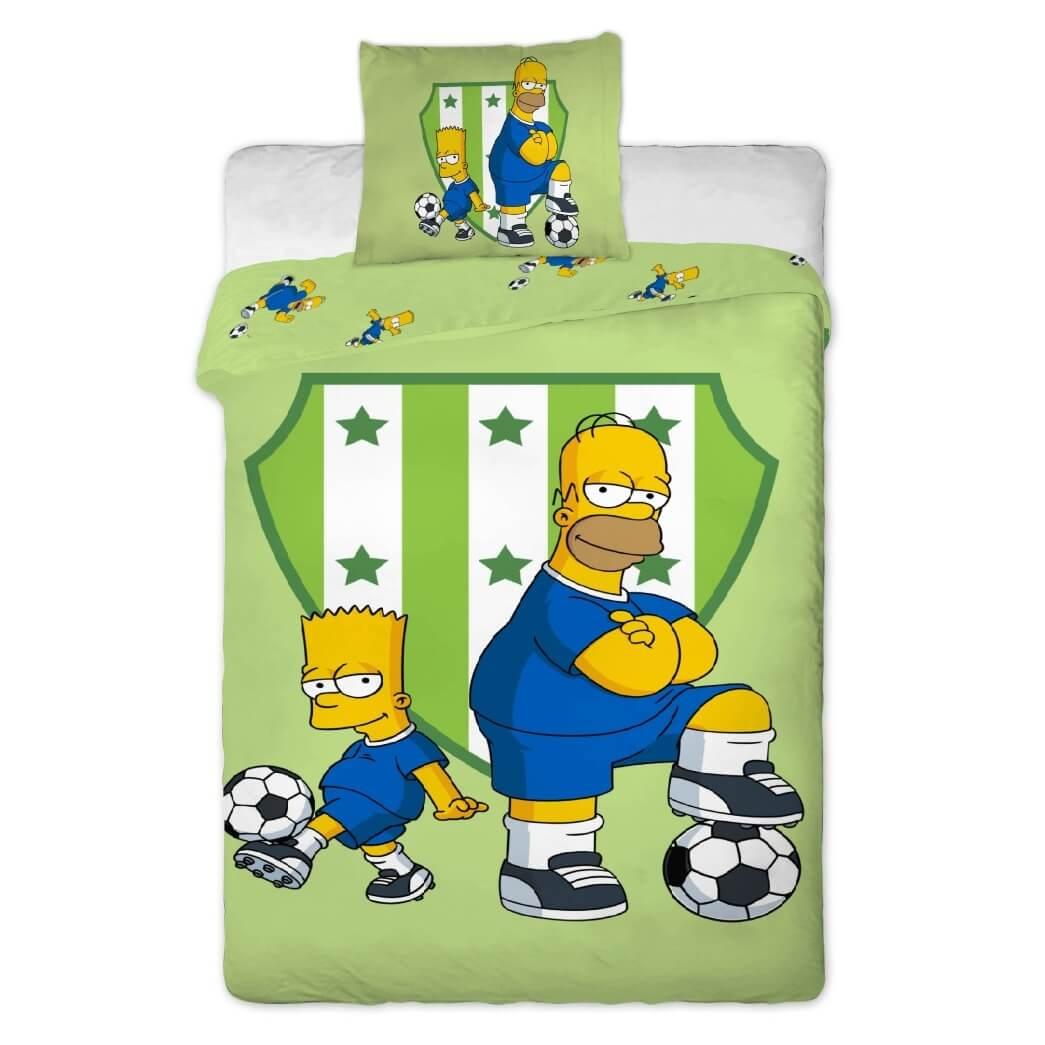 Bart a Homer,  povlečení