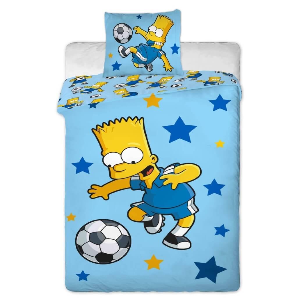 Bart blue,  povlečení