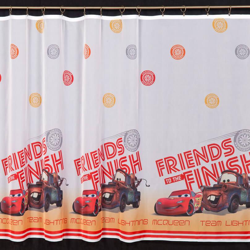 Cars Friends, dětský voál výška 155 cm