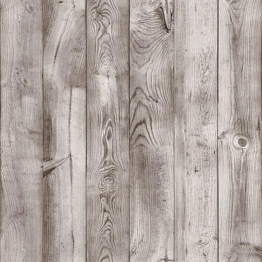 Dřevo Šedé, zatemňovací závěsovina, black out