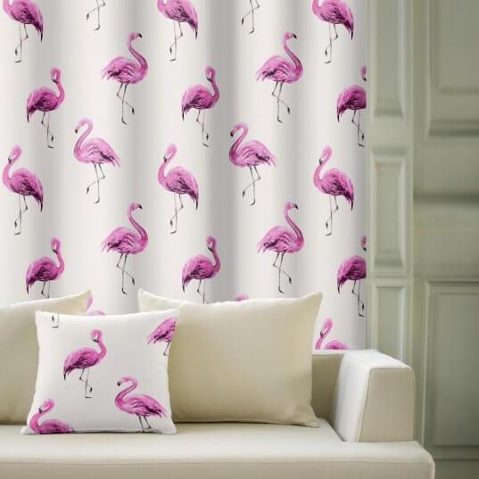 Flamingo, zatemňovací závěs