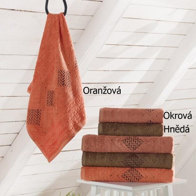 Florence, bambusový ručník