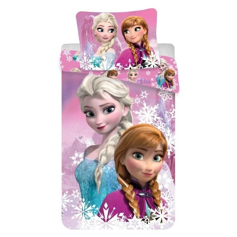 Frozen duo sisters, dětské povlečení
