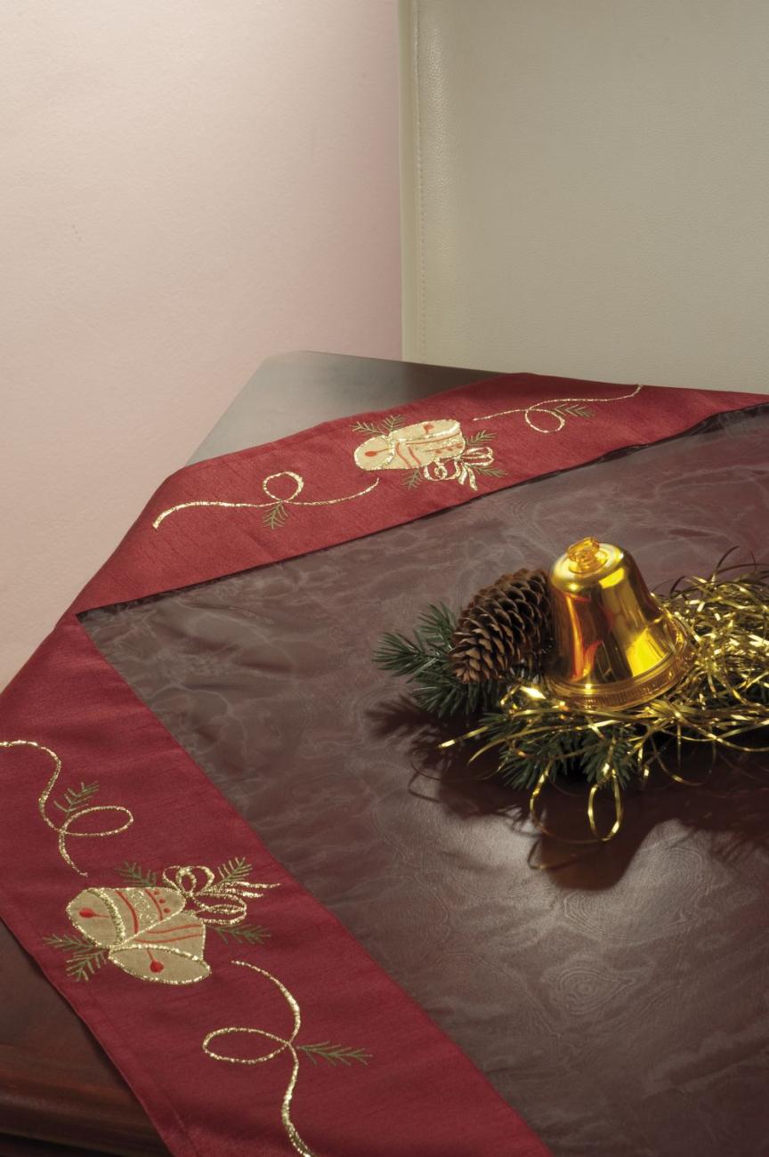 Galilea, vánoční ubrus