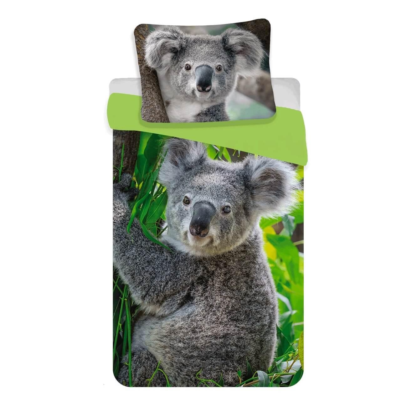 Koala, povlečení
