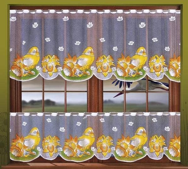 Velikonoční draperie, Kuřata