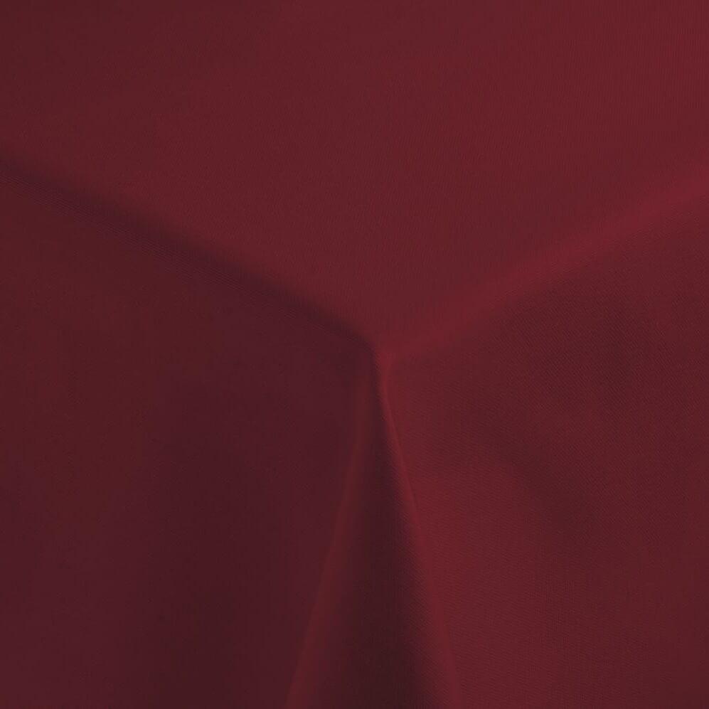 Mallorca granátově červená, závěsovina