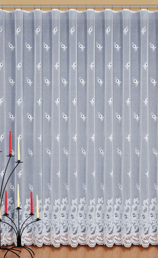 Marie II hotová záclona