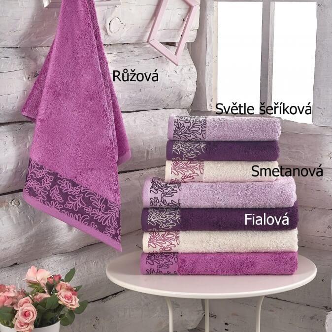 Nice, bambusový ručník